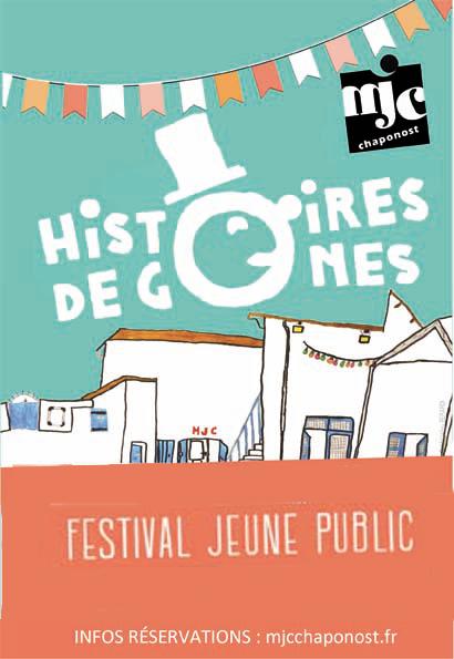 Festival Histoires de Gônes