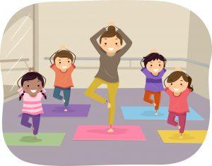 Stage Yoga Enfants – EN VISIO