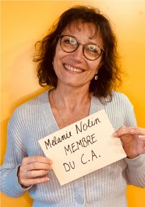 Melanie Nolin MJC Chaponost