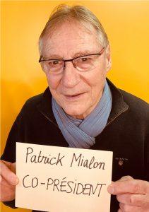 Patrick Mialon MJC Chaponost
