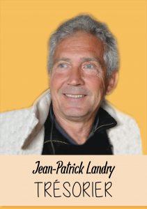 Jean Patrick Landry MJC CHaponost