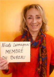 Nicole Larmagnac MJC Chaponost