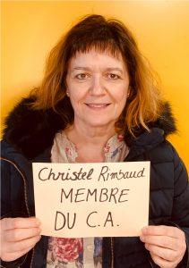 Christel Rimbaud MJC Chaponost