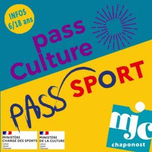 Read more about the article le Pass Culture et le Pass'Sport