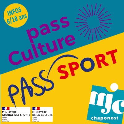 You are currently viewing le Pass Culture et le Pass'Sport